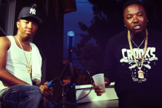 New Live Video: Troy Ave & Young Lito – Snow Doubt Freestyle On The L.A. Leakers!