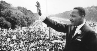 Throwback Video Of The Day: Dr Martin Luther King Jr – I Have A Dream