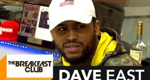 New Interview Video: Dave East Talks With The Breakfast Club