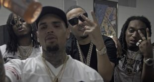 New Video: French Montana Ft. Migos & Chris Brown – Hold Up