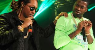 New Video: Meek Mill Ft. Future – Jump Out The Face
