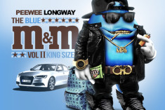 New Music: PeeWee Longway The Blue M&M Vol 2 (King Size) Mixtape