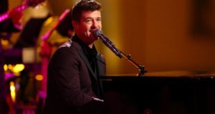 New Music: Robin Thicke – That's What Love Can Do