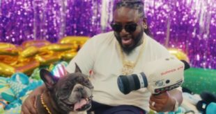 New Video: T-Pain – It's My Dog Birthday