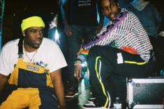 New Music: ASAP Ferg Ft. ASAP Rocky – Pups