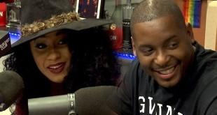 New Interview Video:  Cardi B & Dj Self Talks With The Breakfast Club