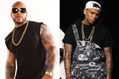 New Music: Flo Rida Ft. Chris Brown – Here It Is