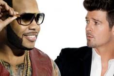 New Video: Flo Rida Ft. Robin Thicke & Verdine White – I Don't Like It, I Love It