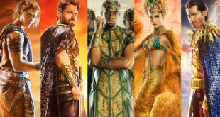 New Movie Trailer: Gods of Egypt