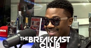 New Interview Video: Ray J Talks With The Breakfast Club