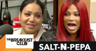 New Interview Video: Salt-N-Pepa Talks With The Breakfast Club