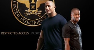 "New Movie Trailer: Central Intelligence (Starring Kevin Hart & Dwayne ""The Rock"" Johnson)"