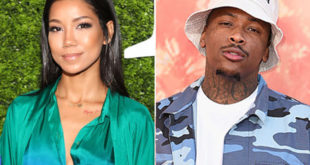 New Music: Jhené Aiko Ft. YG – Never Call Me (Rmx)