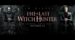 New Movie Trailer: The Last Witch Hunter (Starring Vin Diesel)