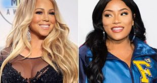 New Video: Mariah Carey Ft. Stefflon Don – A No No (Rmx)