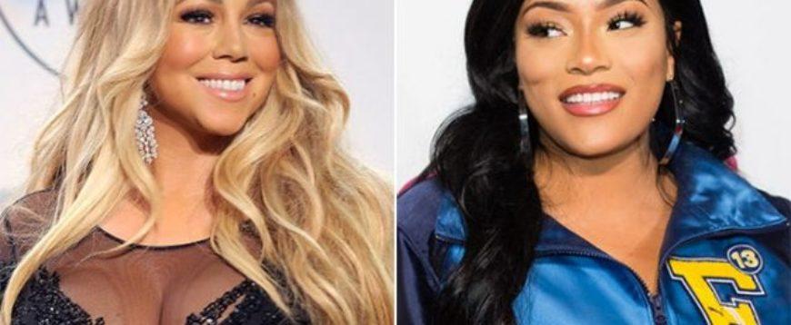 New Video: Mariah Carey Ft. Stefflon Don – A No No (Rmx)