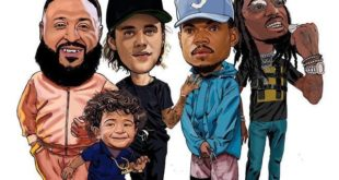 New Music: DJ Khaled Ft. Justin Bieber, Chance The Rapper & Quavo – No Brainer