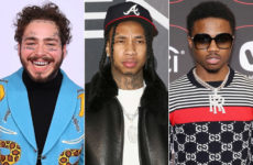 New Music: Post Malone Ft. Roddy Ricch & Tyga – Wow (Rmx)