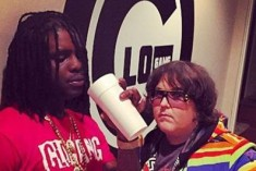New Video: Chief Keef & Andy Milonakis – G L O G A N G