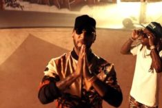 New Video: Swizz Beatz Ft. Lil Wayne – Pistol On My Side (P.O.M.S)