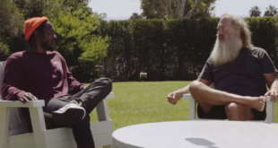 New Interview Video: Kendrick Lamar Meets Rick Rubin For GQ Cover Story