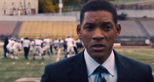 New Movie Trailer: Concussion (Starring Will Smith)