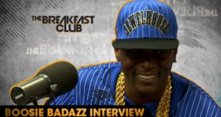 New Video: Boosie Badazz Talks With The Breakfast Club